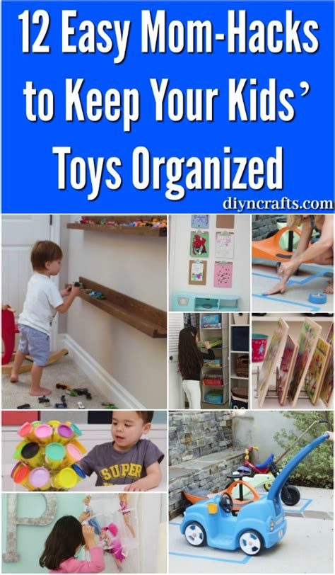 organization hacks 350 simple solutions to organize your home in no time books 12 easy hacks to keep your toys organized diy