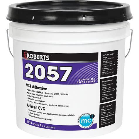 Autofolie Kleben by Roberts 2057 15l Premium Vinyl Composition Tile Adhesive