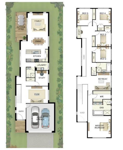 narrow lot plans narrow lot home designs 100 images narrow lot house