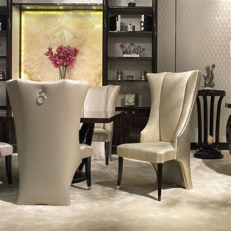 Luxury High Back Dining Room Chairs High Back Upholstered Dining Chairs All Chairs Design