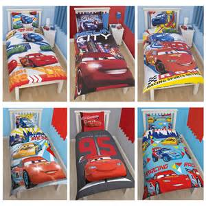 Disney Cars Duvet Cover Disney Cars Duvet Cover Sets In Single Double And Junior