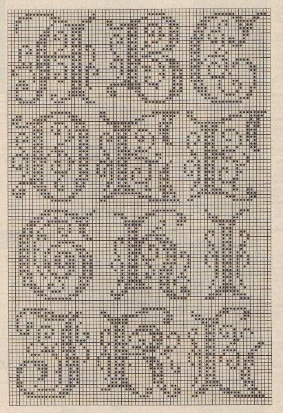 Full Filet Crochet Alphabet Here Http Momsloveofcrochet | full filet crochet alphabet here http momsloveofcrochet