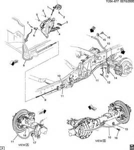 Jc4 Brake System Parking Brake System