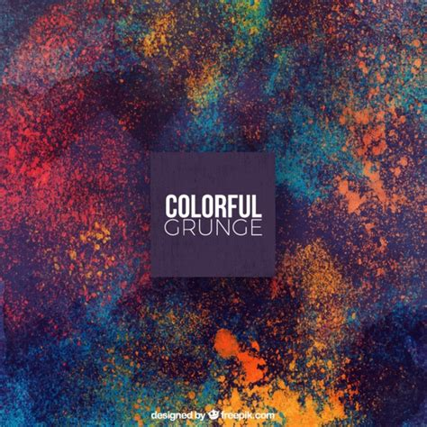 grunge backgrounds colorful vectors photos and psd files free