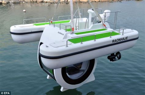 fancied your own submarine compact boat with