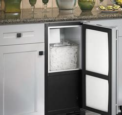 under cabinet ice maker refrigerator what s different about u line undercounter refrigerators