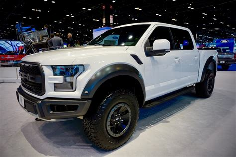 Ford Chicago by Ford Trucks Does It Big At Chicago Auto Show Ford Trucks