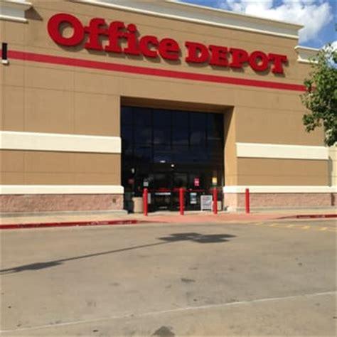 Office Depot Houston Office Depot Office Equipment 13802 Northwest Fwy