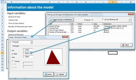 Introduction To Monte Carlo Simulation Excel Monte Carlo Simulation Excel Template