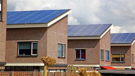 panel homes solar panel pv system payback times energy saving