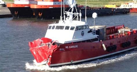 Sea Service Letter Uscg seabgb ms caroline vessel stats