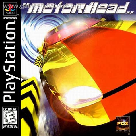 motorhead time to play the game motorhead sony playstation games database