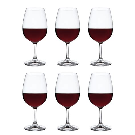 dartington wine glasses set of 6 sands gifts dartington drink wine glass set of 6 quality