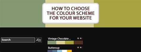 how to choose the colour palette for your wardrobe how to choose the colour scheme for your website