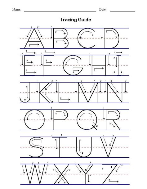 printable alphabet test for kindergarten download quot practice writing pages quot in crystal hoffman