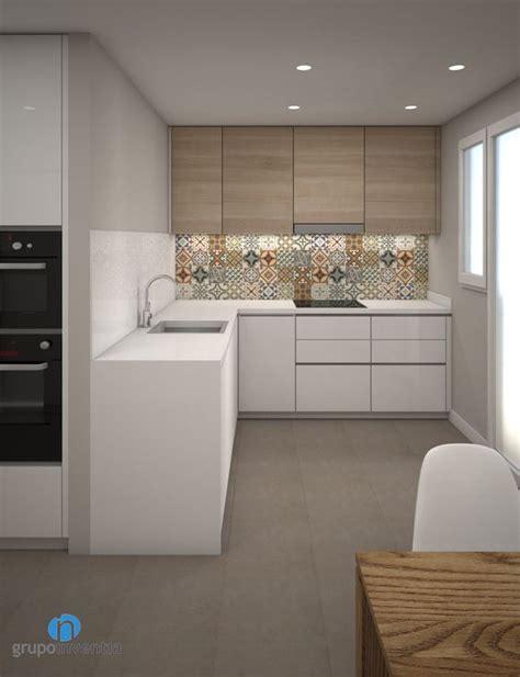 decorar cocina en l cocinas l te van gustar casa pequena 22 decoracion de