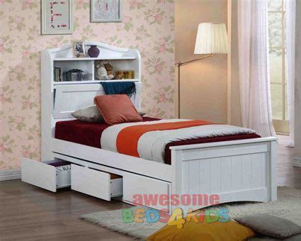 awesome beds 4 kids harmony single bed frame with underbed storage 998 00 http www