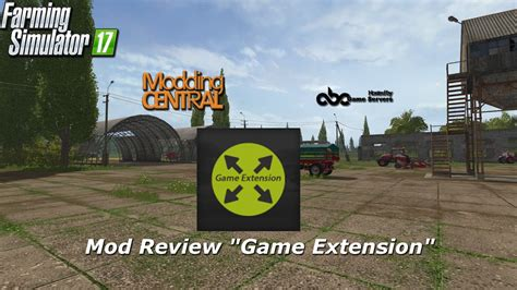 mod of let s farm game farming simulator 17 mod review game extension mod youtube