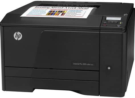 hp laserjet pro 200 color hp laserjet pro 200 color printer m251n
