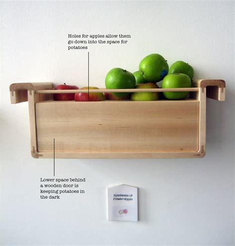 Shelf Of A Potato by Saving Food From The Fridge