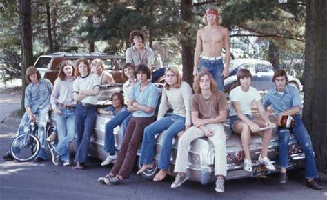 High School Kids 1976 1970s In 2019 Historical