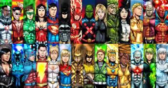 justice league 80 cartoons battles comic vine