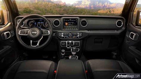 2018 jeep wrangler jl interior interior jeep wrangler 2018