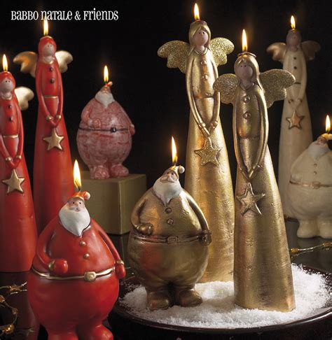 fabbrica candele produzione candele natalizie artigianali scarica il catalogo