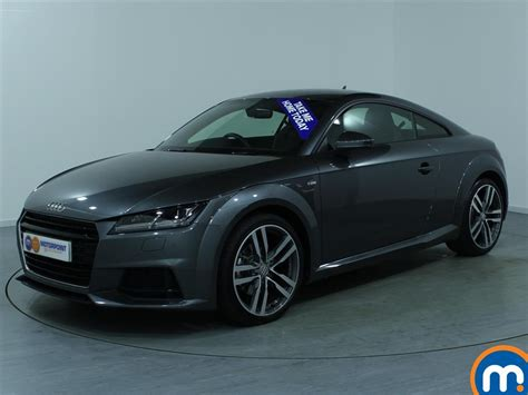 Audi Tt Diesel by Used Audi Tt For Sale Second Hand Nearly New Cars