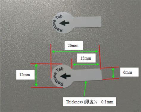 Samsung Tab 3v Di Malang 3v cr2032 aa aaa ag battery pull tabs plastic isolation pull tabs buy cr2032 aa aaa ag battery