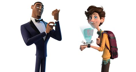 filme schauen spies in disguise tom holland will smith to voice spies in disguise