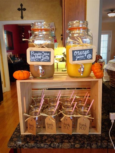 Ideas For Fall Baby Shower by 19 Delightful Fall Baby Shower Ideas From