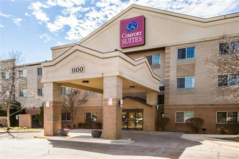 Comfort Suites by Comfort Suites Chicago Schaumburg 2017 Room Prices Deals