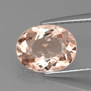 Lemon Quartz 42 45 Ct 2 carat light pink morganite gem from afghanistan