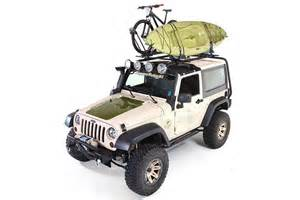 Rugged Ridge Rack Free Shipping On Rugged Ridge Sherpa Roof Rack Wrangler Jk