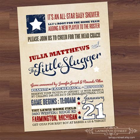 baseball baby shower invitation templates baseball baby shower invitations wblqual