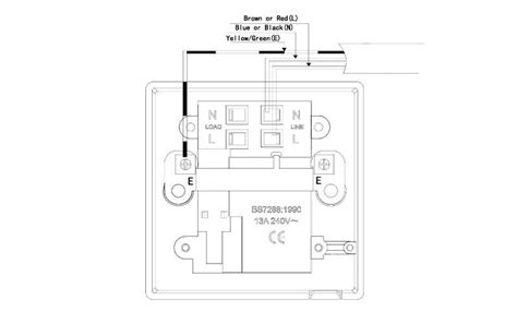 switched fused spur wiring diagram 34 wiring diagram