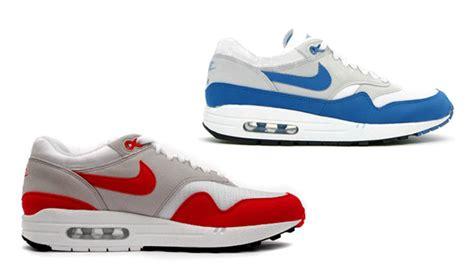Nike Airmax 270 White Blue Premium Original Sepatu Nike Sneakers nike air max 1 original colorways qs blue available sneakernews