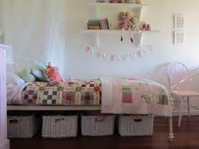 Girls Bedroom Storage Ideas Thom Haus Handmade Decorating And Storage Ideas For A