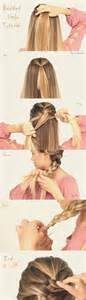 how to braid extensions into your own hair 7 braided hairstyles for wedding in autumn 2013 vpfashion