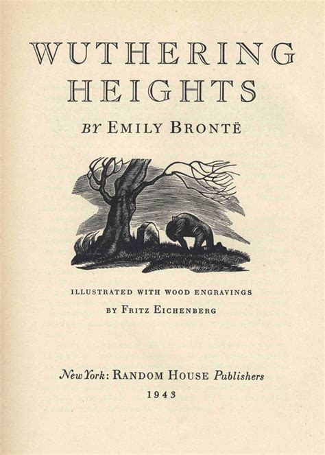 wuthering heights books the of children s picture books wuthering heights