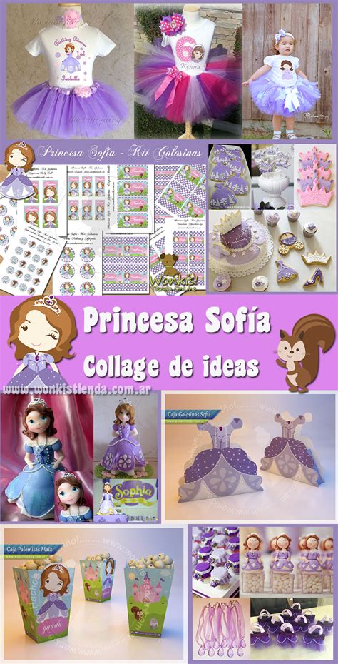 sofia their grand idea books princesa sofia collage de ideas wonkis ar