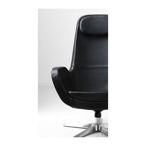 ikea swivel armchair arvika swivel armchair grann black ikea