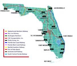 florida map with cities and airports high school ohpedia and