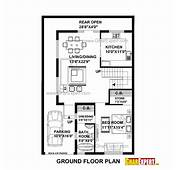 House Plan For 30 Feet By 45 Plot Size 150