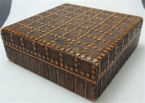 Handmade Trinket Box - trinket box handmade in poland collectors weekly