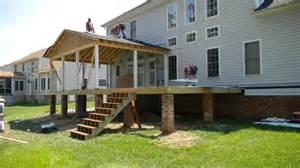 Building A Gable Porch Roof Building Porch Overhang Studio Design Gallery Best