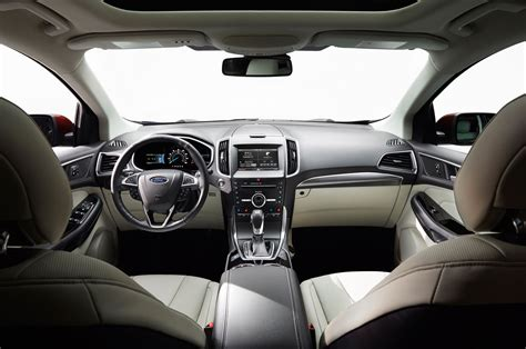 2015 ford edge interior colors car interior design