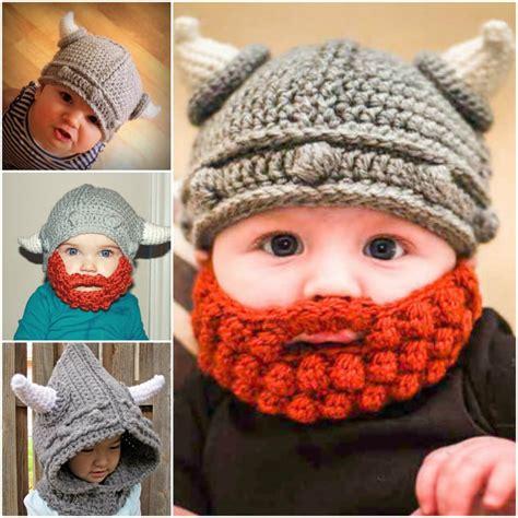 knit viking hat with beard pattern crochet viking hat with beard free pattern vikings