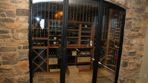 ideas basement wine cellar youtube